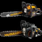 McCulloch benzinmotoros láncfűrészek