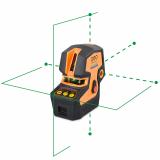 Geo-Fennel CrossPointer5 GREEN SP önbeálló vonal- és pontlézer