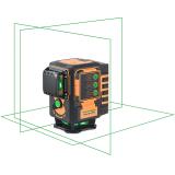 Geo-Fennel Geo6-XR Green SP önbeálló vonallézer