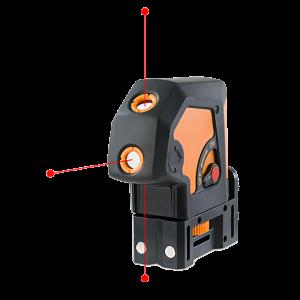 Geo3P önbeálló pontlézer termék fő termékképe