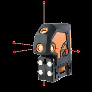 Geo5P önbeálló pontlézer termék fő termékképe
