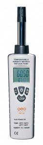 FHT 100 légnedvesség-mérő termék fő termékképe