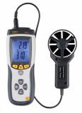 FTA 1 légsebességmérő hőmérővel