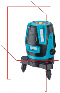 EL 607 önbeálló vonallézer termék fő termékképe