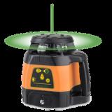 Geo-Fennel FLG 245HV-Green automata forgólézer készlet