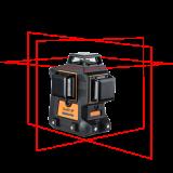 Geo-Fennel Geo6X SP önbeálló vonallézer állvánnyal