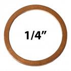 """1/4"""" belsőátmérő"""