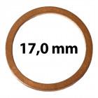 17 mm belsőátmérő