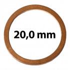 20 mm belsőátmérő