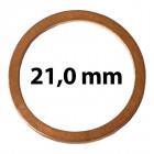 21 mm belsőátmérő