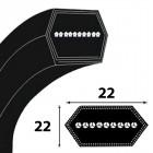 Profil 22X22