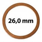 26 mm belsőátmérő