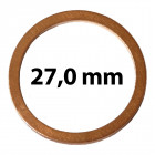27 mm belsőátmérő