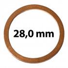 28 mm belsőátmérő