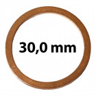 30 mm belsőátmérő