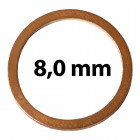 8 mm belsőátmérő