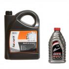 Láncfűrész olaj (lánckenő olaj)