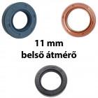 11 mm-es belső átmérőjű szimering