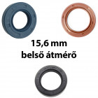 15.6 mm-es belső átmérőjű szimering