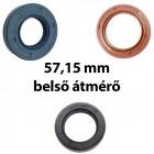 57.15 mm-es belső átmérőjű szimering