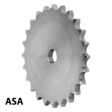 """Amerikai szabványos """"ASA"""" laplánckerék 10A típus"""