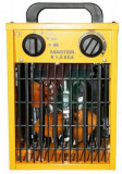 Hőlégfúvó MASTER B1,8ECA (elektromos 2kW)