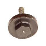 Elektromos fűnyíró késfelfogató csavar (sima)