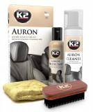 K2 AURON bőrtisztító és ápoló szett