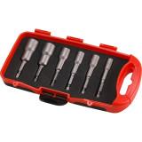 Extol Behajtó készlet, hatlapfejű csavarhoz 6db, 6-13mm (8819630)