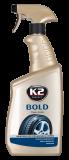 K2 BOLD 700ml matt gumiápoló