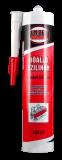 United Sealants Hőálló szilikon 300ml piros