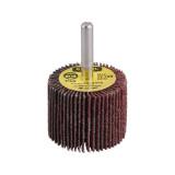 EXTOL lamellás csiszoló, csapos, 6 mm befogás, Alu-Oxid, 40×30mm; P60, max.: 19.100 ford./perc