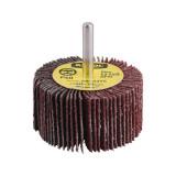 EXTOL lamellás csiszoló, csapos, 6 mm befogás, Alu-Oxid, 60×30mm; P60, max.: 12.150 ford./perc