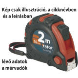 EXTOL MÉRŐSZALAG 5M 19MM