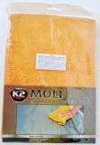 K2 MOLI - mikroszálas kendő 60X60cm karosszéria szárításhoz