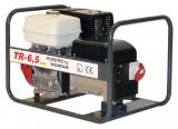 TR-6,5 áramfejlesztő 6,5 kW