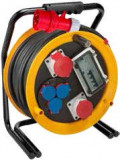 Brennenstuhl Brobusta® CEE 2 FI IP 44 ipari/építkezési kábeldob