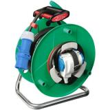 Brennenstuhl Garant® G ROL´UP Bretec® CEE IP 44 kemping kábeldob
