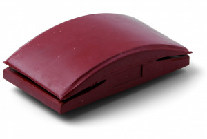 RUBBERPAD gumi csiszolótuskó, 70 x 125 mm termék fő termékképe