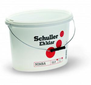 NIMBA műanyag festékes vödör, ovális, tetővel, 12.5 literes termék fő termékképe