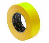 X-WAY STRONG vízálló építményszalag, sárga, 44 mm / 50 m