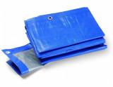TERRA S180 védőponyva, 180 g/m2, kék, 8x10 m