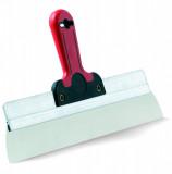 Schuller PLANO ALU 2K rozsdamentes fali spatulya, 400 mm