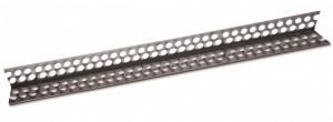 CORNER ALU PRÉMIUM alumínium élvédősín, prémium, 23x23 mm, 2 m termék fő termékképe