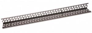 CORNER ALU ECO alumínium élvédősín, eco, 22x22 mm, 2.5 m termék fő termékképe