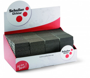 SOFTCUT SET csiszolószivacs, 100 x 70 x 28 mm, 60 db/csomag termék fő termékképe