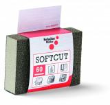SOFTCUT csiszolószivacs, 100 x 70 x 28 mm, P60