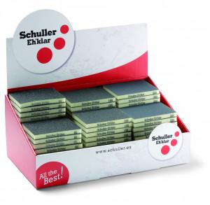SOFTCUT FLEX SET csiszolószivacs, 125 x 100 x 12.5 mm, 75 db/csomag termék fő termékképe