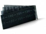 Schuller DRYWALL GRID csiszolóháló, 93 x 280 mm, P100, 10db/csomag