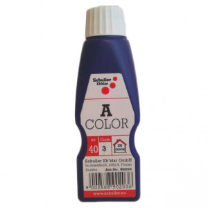 Schuller A-COLOR szintetikus, szerves színező, 40 ml, kék termék fő termékképe
